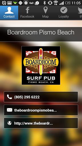 Boardroom Pismo Beach