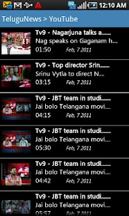 Telugu News - screenshot thumbnail