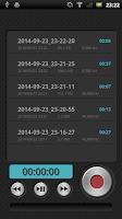 Screenshot of PCM Recorder Lite