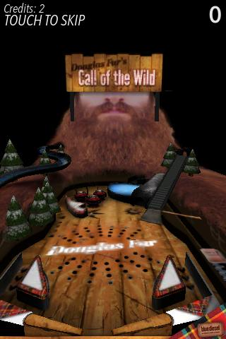 Douglas Fur's Call of the Wild - screenshot