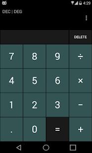 Android L CM11 Theme - screenshot thumbnail
