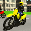 City Bike Racing 3D icon