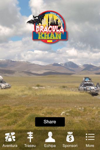Dracula Khan Mongol Rally 2014