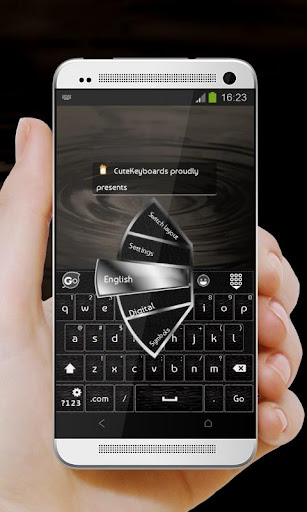 皮革 GO Keyboard