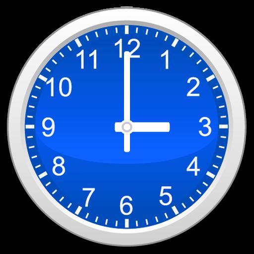 完全版シンプルなアナログ時計ウィジェット(目覚まし時計付き) 個人化 App LOGO-硬是要APP