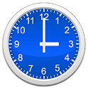 Analog clocks widget Full Simp icon