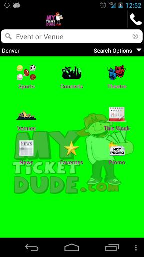 My Ticket Dude