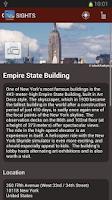 Screenshot of New York Travel Guide -Tourias