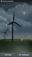 Screenshot of weather HD