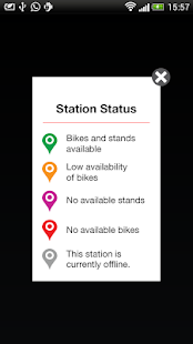 bikeshare.ie- screenshot thumbnail
