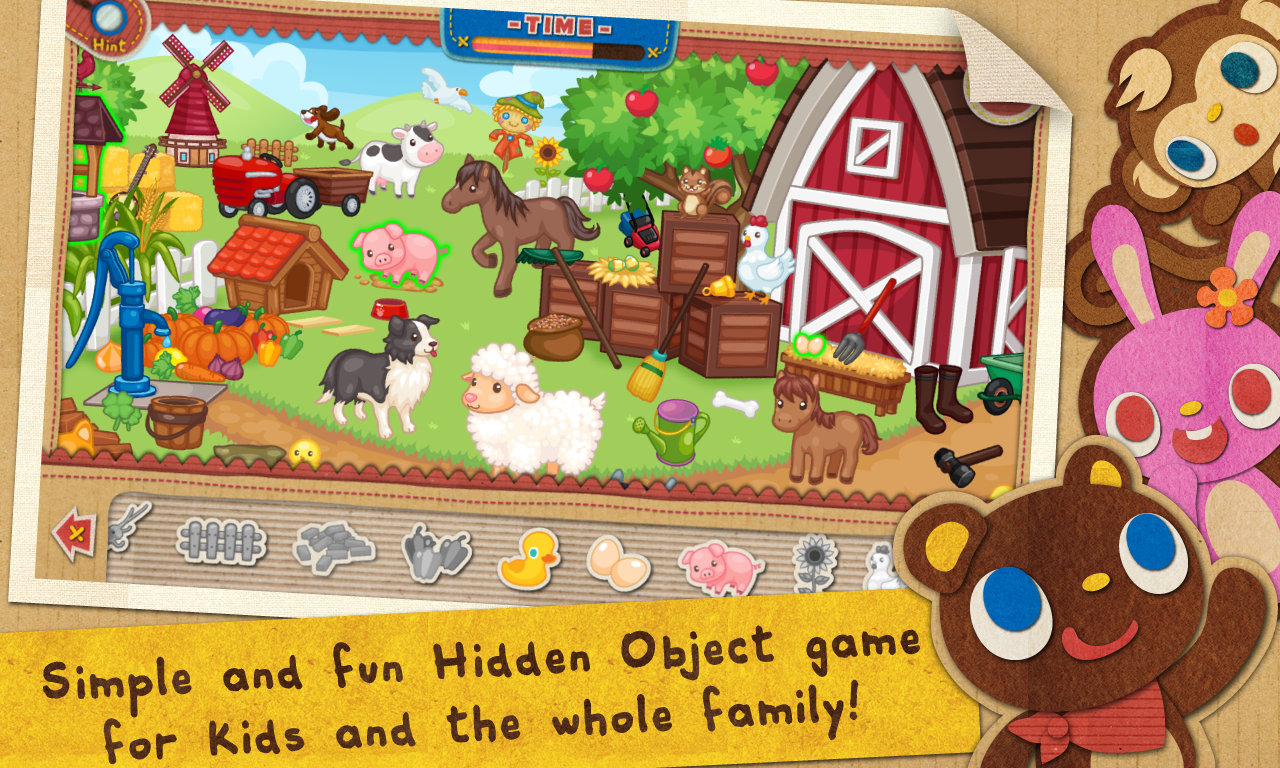 My Happy World : Hidden Object- screenshot