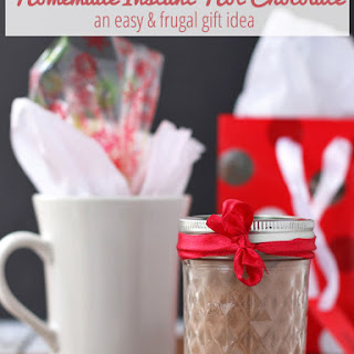 Homemade Instant Hot Chocolate