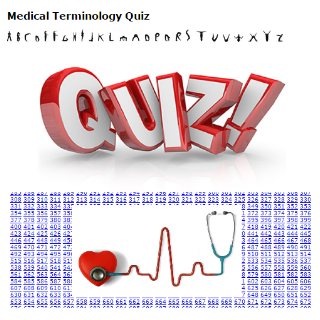 Medical Terminology Quiz