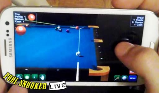 Pool Snooker Live