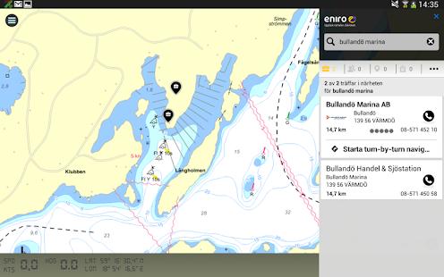 Eniro på Sjön - screenshot thumbnail