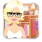 Teen Girl Dress Up icon