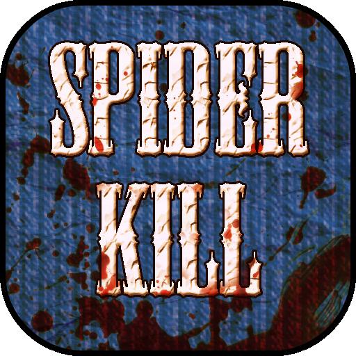 Spider Kill LOGO-APP點子