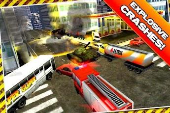 Traffic Panic 3D v1