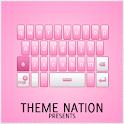 GO Keyboard Theme Pro Pink logo