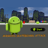 Android SkateBoard Attack