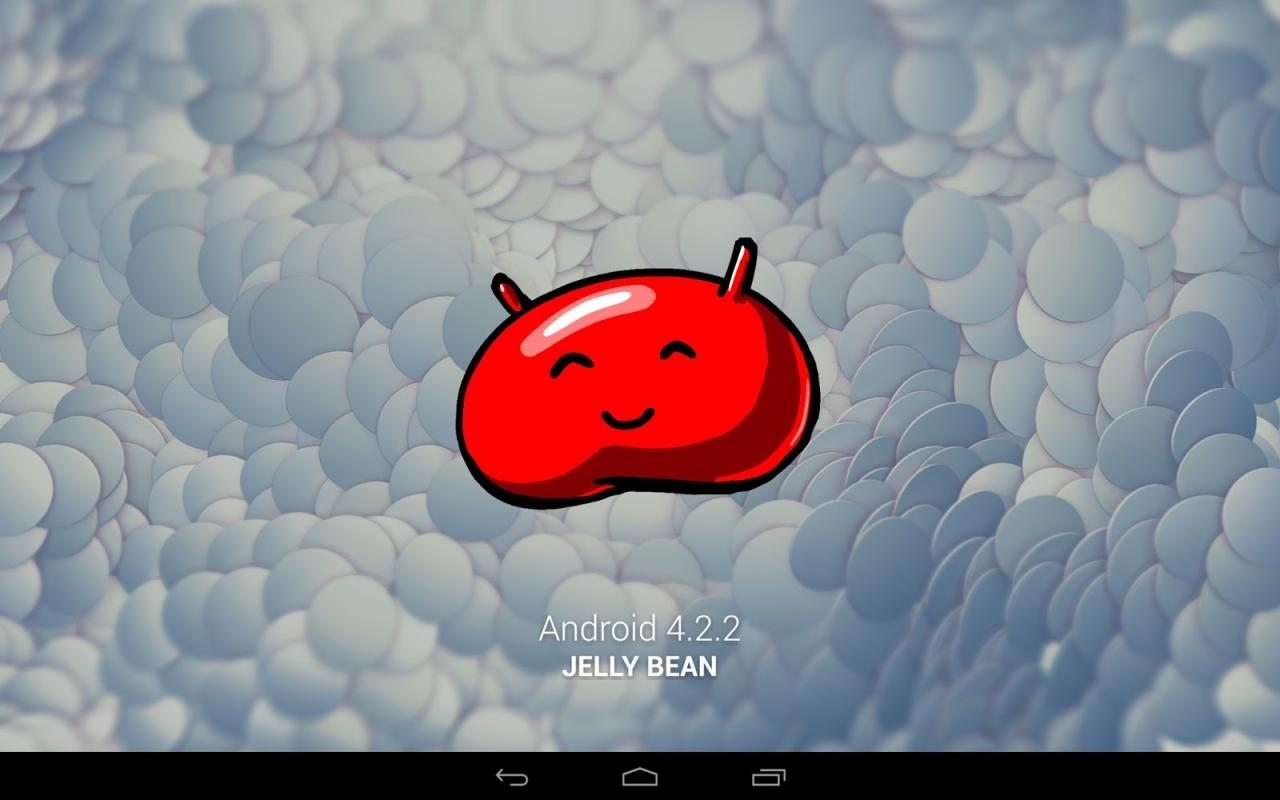 Jelly Bean 4.2.2 Theme - screenshot