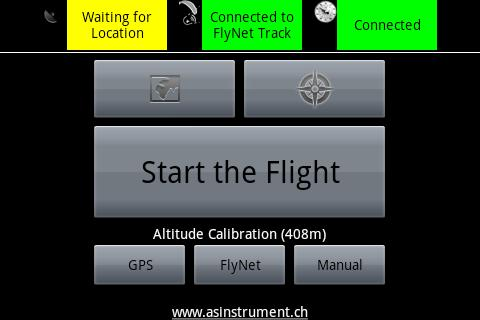 FlyNet Lite - screenshot