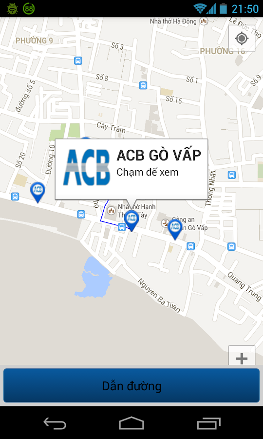 Tìm ATM Việt | Tim ATM Viet - screenshot