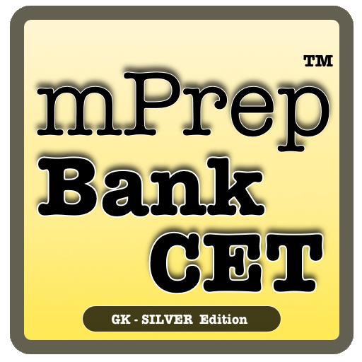 mPrep Bank CET GK (Silver) LOGO-APP點子
