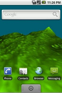 Terrain Live Wallpaper Free - screenshot thumbnail
