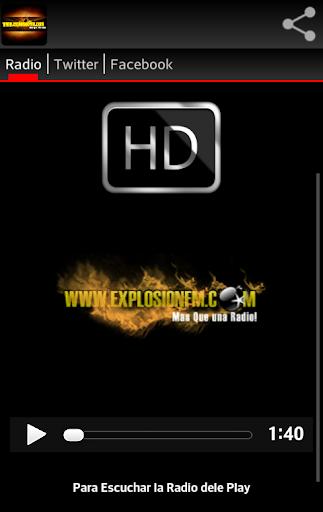Explosion Fm