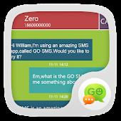 GO SMS PRO COLORBOX THEME EX