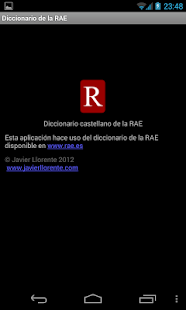 RAE Dictionary - screenshot thumbnail