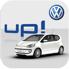 VW up! 3D icon
