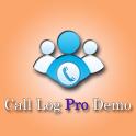 Call Log Pro Demo icon