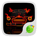 Car and Speed Keyboard Theme icon