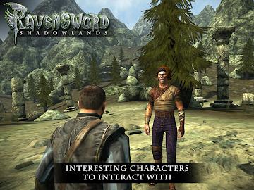 Ravensword: Shadowlands 3d RPG Screenshot 11
