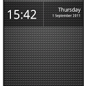 Simple Clock Widget icon