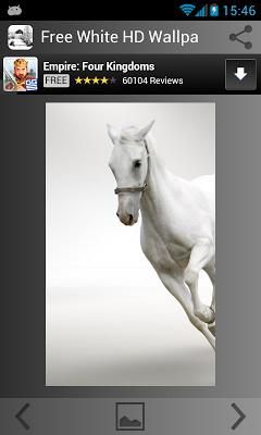 White Backgrounds HD Free - screenshot