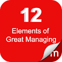 12 Elements of Great Managing logo
