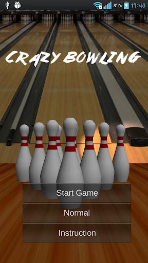 瘋狂保齡球 Crazy Bowling