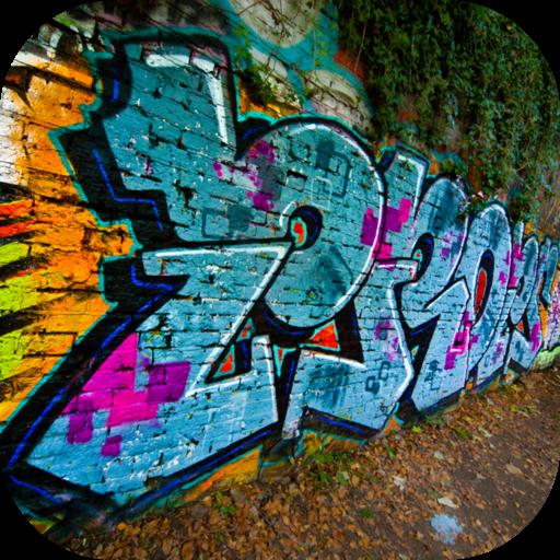 个人化の落書き壁紙HD無料 LOGO-記事Game