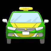 ポケットタクシー地図ナビ