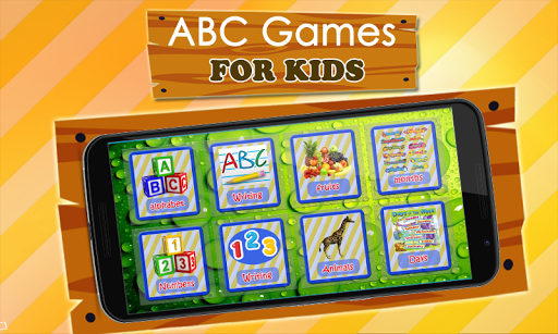ABC Games Ralphs World