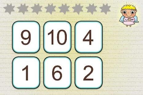 Zahlen / zählen lernen- screenshot thumbnail