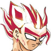 Dragon ball hero Kazzuka