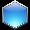 Hexagon - shoot bubbles icon