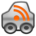 Car Cast Pro – Podcast Player logo