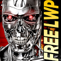 Cyborg Live Wallpaper FREE icon
