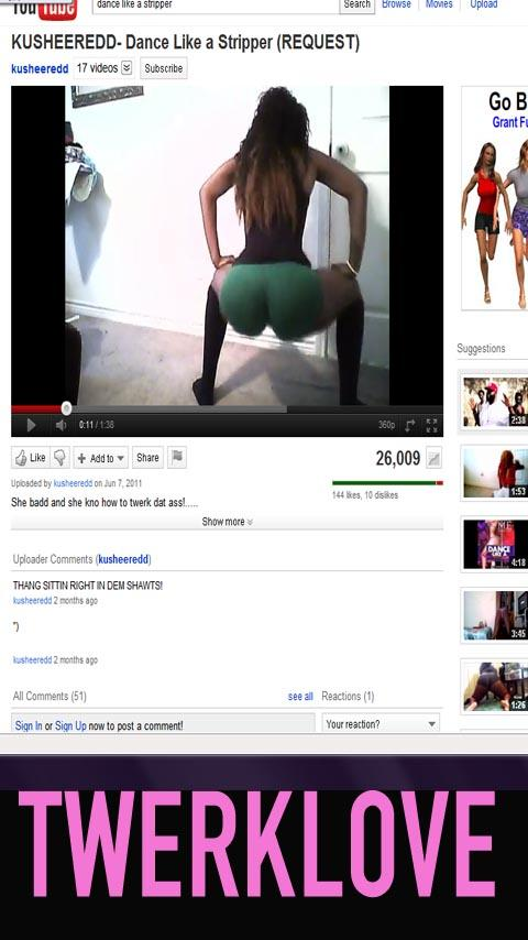 Twerking- screenshot