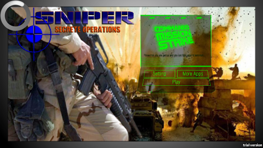 Sniper Secret Missions